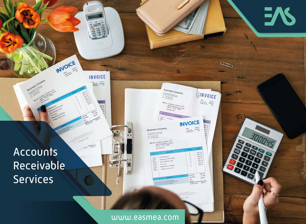 Accounts Receivable Services In Dubai And Uae