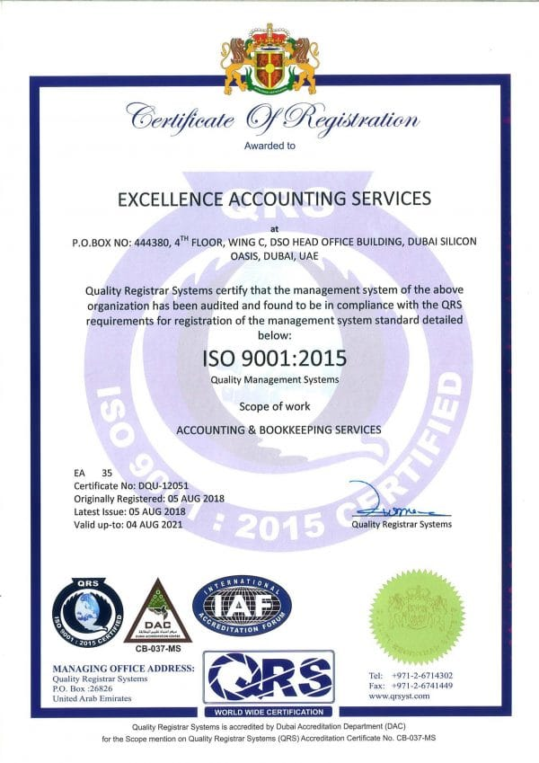 Accounting And Bookkeeping Firm